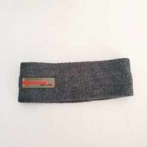 Prada knit headband